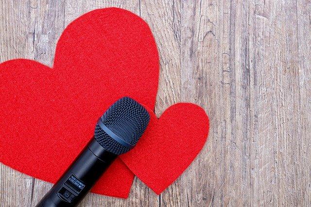 Microphone Mic Sing Music Talk